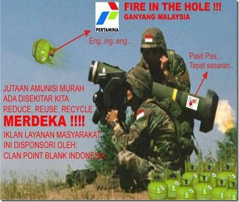 Senjata pemusnah Massal Indonesia