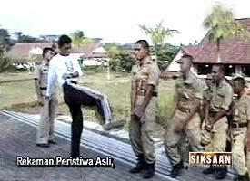 polisi siksa
