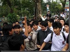 wartawan vs siswa sma 6