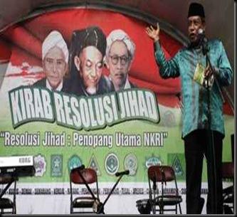 resolusi jihad