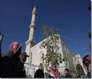 masjid di palestina