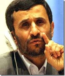 Presiden ahmadinejad
